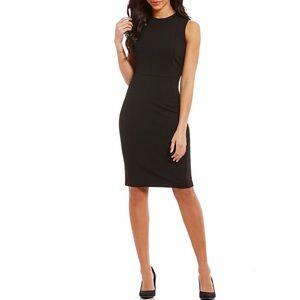 Calvin Klein Seam Front Scuba Crepe Dress